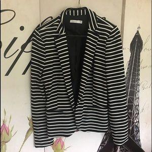 Reitma's striped blazer size 10